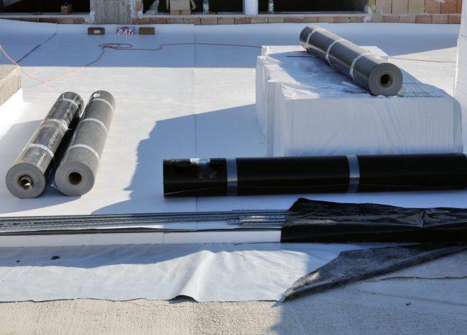 Утепление плоской кровли пароизоляция теплоизоляция и гидроизоляция кровельного пирога по бетонному основанию плоской крыши