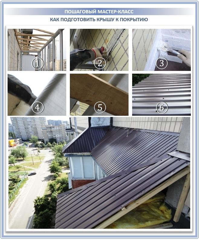 Правильная изоляция балкона при его утеплении
