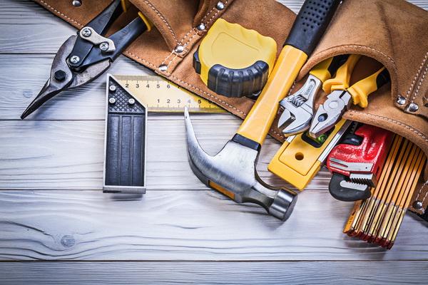 Инструменты для кровли крыши