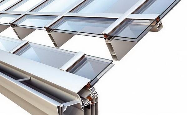 Двойной стеклопакет для крыши