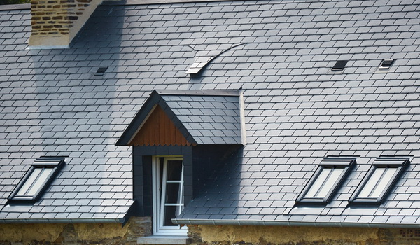 Окна на крыше