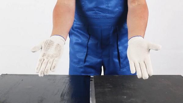 Как проверить, высох ли битумный праймер