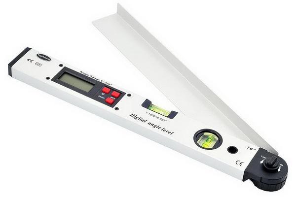 Угломер для измерения угла наклона крыши