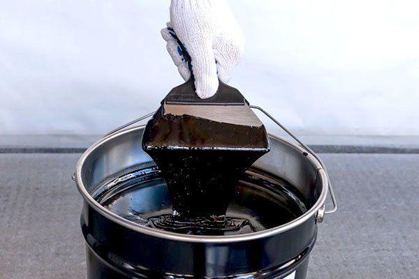 Жидкая холодная битумная мастика
