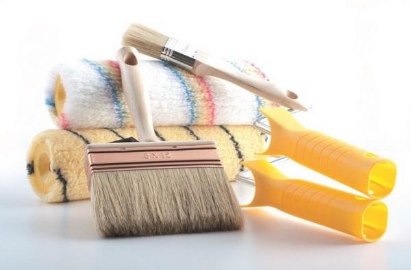 Инструменты для нанесения битумной мастики